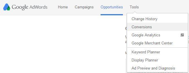 Image of Google Keyword Planner