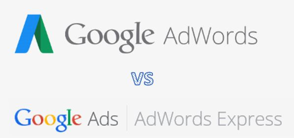 Google AdWords vs Express